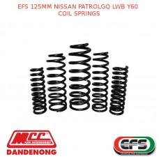 EFS 125MM LIFT KIT FOR NISSAN PATROL GQ LWB Y60 - COIL SPRING