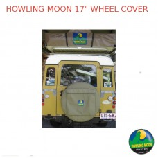 "HOWLING MOON 17"" WHEEL COVER"