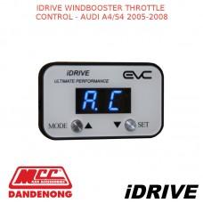 IDRIVE WINDBOOSTER THROTTLE CONTROL - AUDI A4/S4 2005-2008