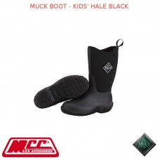MUCK BOOT - KIDS' HALE BLACK