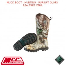 MUCK BOOT - HUNTING MEN'S BOOT - PURSUIT GLORY REALTREE XTRA