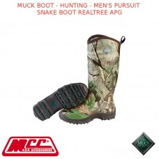 MUCK BOOT - HUNTING - MEN'S PURSUIT SNAKE BOOT REALTREE APG