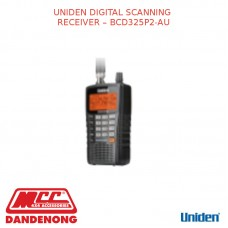 UNIDEN DIGITAL SCANNING RECEIVER - BCD325P2-AU