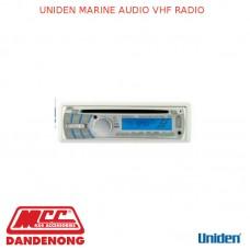 UNIDEN MARINE AUDIO VHF RADIO - MA5