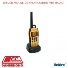 UNIDEN MARINE COMMUNICATIONS VHF RADIO - MHS050