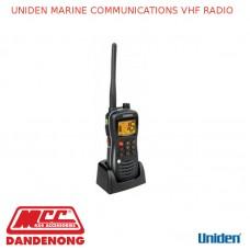 UNIDEN MARINE COMMUNICATIONS VHF RADIO - MHS127