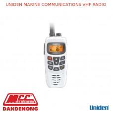 UNIDEN MARINE COMMUNICATIONS VHF RADIO - MHS155UV