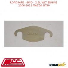 ROADSAFE - 4WD - 2.5L WLT ENGINE 2006-2011 MAZDA BT50