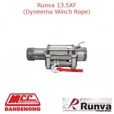 RUNVA 13500lb 7.2HP OR 7.1HP GREY WINCH DYNEEMA ROPE