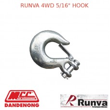 "RUNVA 4WD 5/16"" HOOK"
