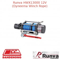 RUNVA HWX13000 12V WITH DYNEEMA