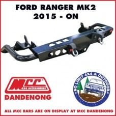 MCC REAR JACK BAR SUIT FORD RANGER MK2 15 - ON 022-03 ADR 3500KG ARB TJM TOWBAR