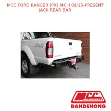 MCC JACK REAR BAR SUIT FORD RANGER (PX) MK II (08/2015-PRESENT)