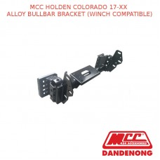 MCC ALLOY BULLBAR BRACKET SUIT HOLDEN COLORADO (2017-20XX)