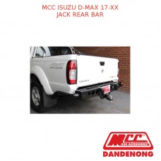 MCC JACK REAR BAR SUIT ISUZU D-MAX (2017-20XX)