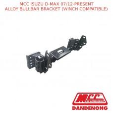 MCC ALLOY BULLBAR BRACKET SUIT ISUZU D-MAX (07/2012-PRESENT)