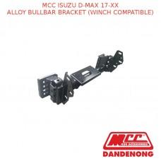 MCC ALLOY BULLBAR BRACKET SUIT ISUZU D-MAX (2017-20XX)