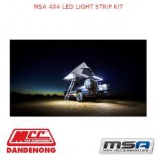 MSA 4X4 LED LIGHT STRIP KIT