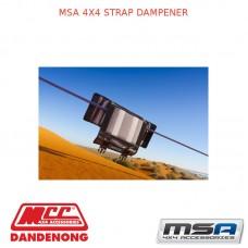 MSA 4X4 STRAP DAMPENER