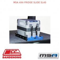 MSA 4X4 FRIDGE SLIDE SL40
