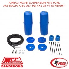 AIRBAG FRONT SUSPENSION FITS FORD AUSTRALIA F350 USA HD 4X2 05-07 (S HEIGHT)