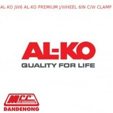 AL-KO JW6 AL-KO PREMIUM J/WHEEL 6IN C/W CLAMP