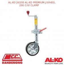 AL-KO JW200 AL-KO PREMIUM J/WHEEL 200 C/W CLAMP