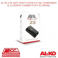 AL-KO ATS ANTI THEFT SYSTM KIT INC COMPONENT & 12 MONTH CONNECTIVITY Z3 MODEL