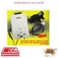 SUNPOWER RV HOT WATER