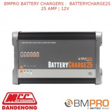BMPRO BATTERY CHARGERS -  BATTERYCHARGE25 25 AMP | 12V