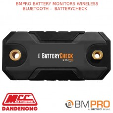 BMPRO BATTERY MONITORS WIRELESS BLUETOOTH -  BATTERYCHECK