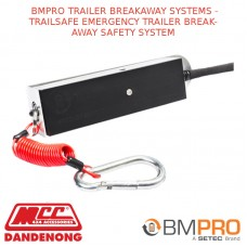BMPRO TRAILER BREAKAWAY SYSTEMS -TRAILSAFE EMERGENCY SAFETY SYSTEM