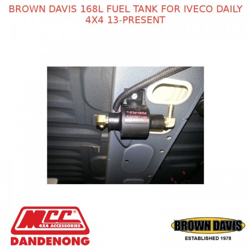Brown davis l fuel tank for iveco daily  ivd a