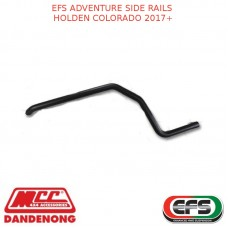 EFS ADVENTURE SIDE RAILS HOLDEN COLORADO 2017+