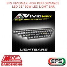 "EFS VIVIDMAX HIGH PERFORMANCE LED 21"" 90W LED LIGHT BAR"