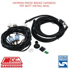 HAYMAN REESE BRAKE HARNESS FRT BATT (RETAIL BOX)