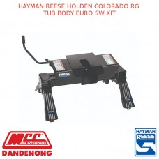 HAYMAN REESE HOLDEN COLORADO RG TUB BODY EURO 5W KIT