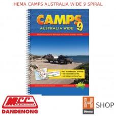 HEMA CAMPS AUSTRALIA WIDE 9 SPIRAL