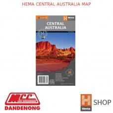 HEMA CENTRAL AUSTRALIA MAP