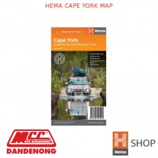 HEMA CAPE YORK MAP