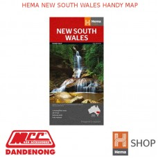 HEMA NEW SOUTH WALES HANDY MAP