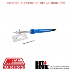 HOT DEVIL ELECTRIC SOLDERING IRON 30W