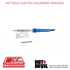 HOT DEVIL ELECTRIC SOLDERING IRON 60W