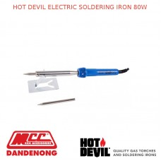 HOT DEVIL ELECTRIC SOLDERING IRON 80W