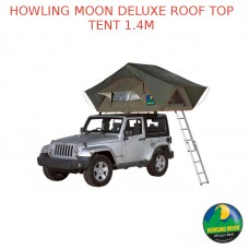 HOWLING MOON DELUXE ROOF TOP TENT 1.4M