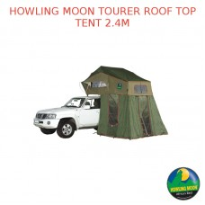 HOWLING MOON TOURER ROOF TOP TENT 2.4M