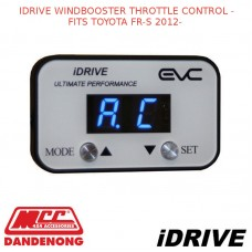 IDRIVE WINDBOOSTER THROTTLE CONTROL - FITS TOYOTA FR-S 2012-