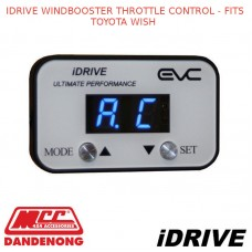 IDRIVE WINDBOOSTER THROTTLE CONTROL - FITS TOYOTA WISH