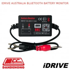 IDRIVE AUSTRALIA BLUETOOTH BATTERY MONITOR