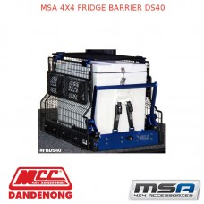 MSA 4X4 FRIDGE BARRIER DS40